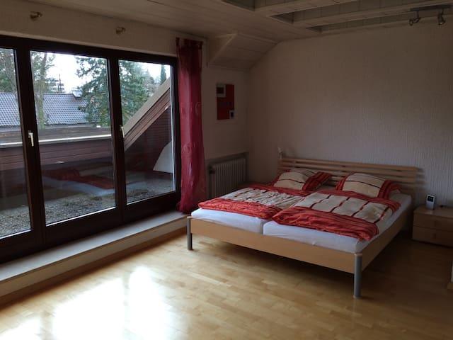 Ruhig, sonnig, zentral - Augsburg - Casa