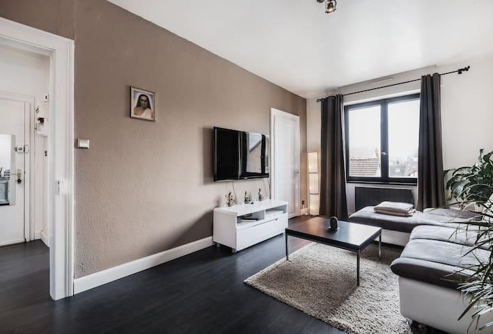 50m², wifi, parking privé - Schiltigheim - Lejlighed