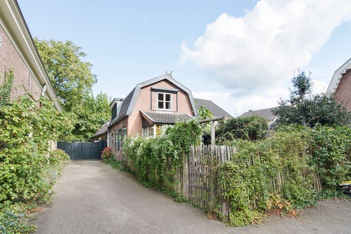 Het Huisje in Doorn - Doorn - Zomerhuis/Cottage