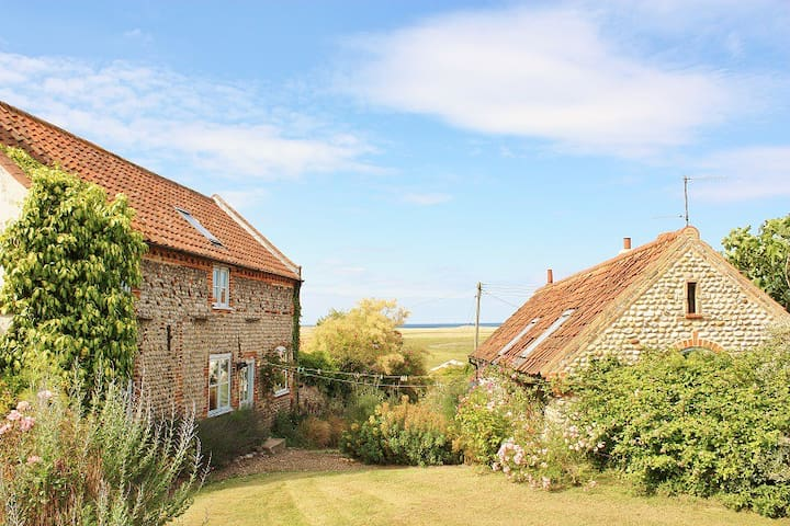 Sea View - Pembroke Cottage & Annex - Salthouse - Huis