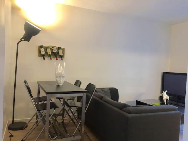 Friendly Appartement - Saint-Mandé - Apartemen
