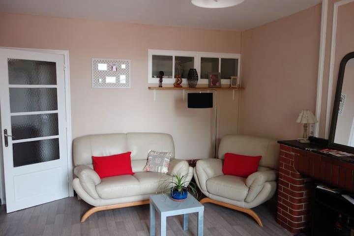 Appartement rénové au calme - Mirepoix - Lägenhet