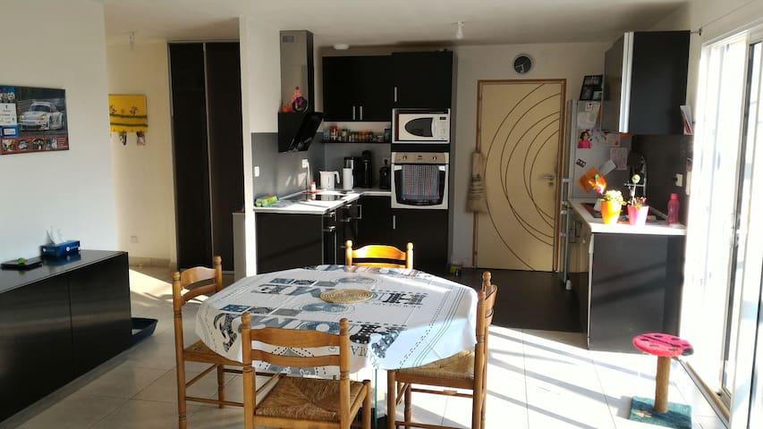 Maison 3 chambres proche Puy du Fou - Tiffauges - Casa
