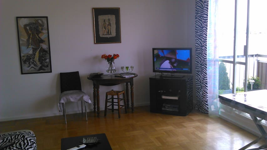 Appart F2 jolie confortable - CALUIRE - Appartement en résidence