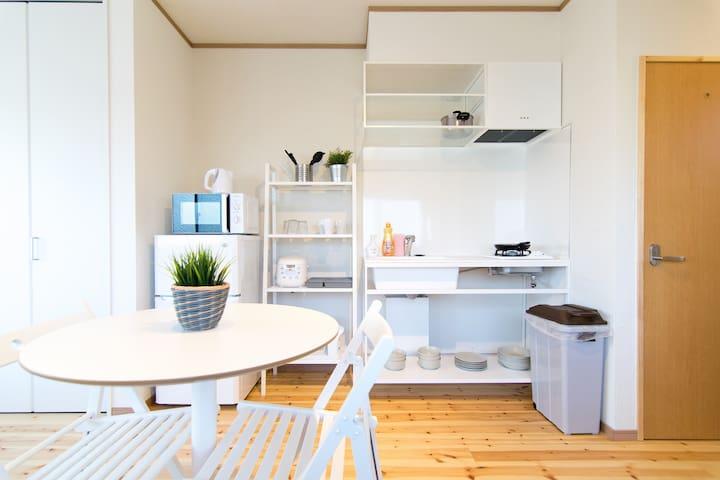 Easy Access Tokyo/Free Pocket Wifi/Fully Renovated - Matsudo-shi - Квартира