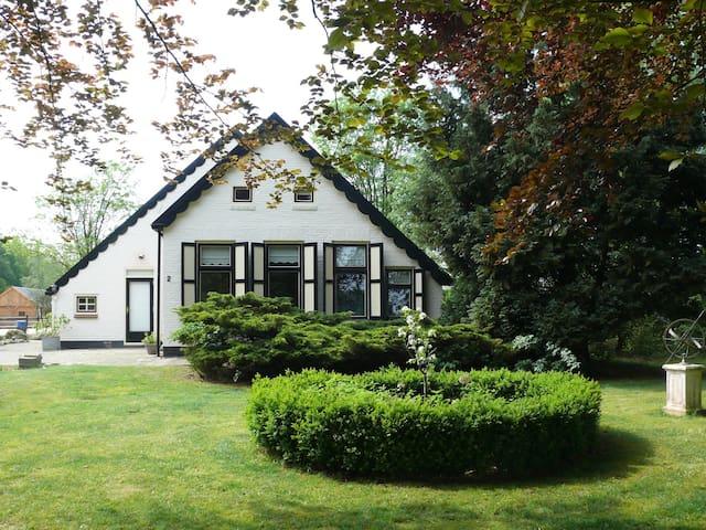 Gastenverblijf Holtingerhuis - Wapserveen - Selveierleilighet