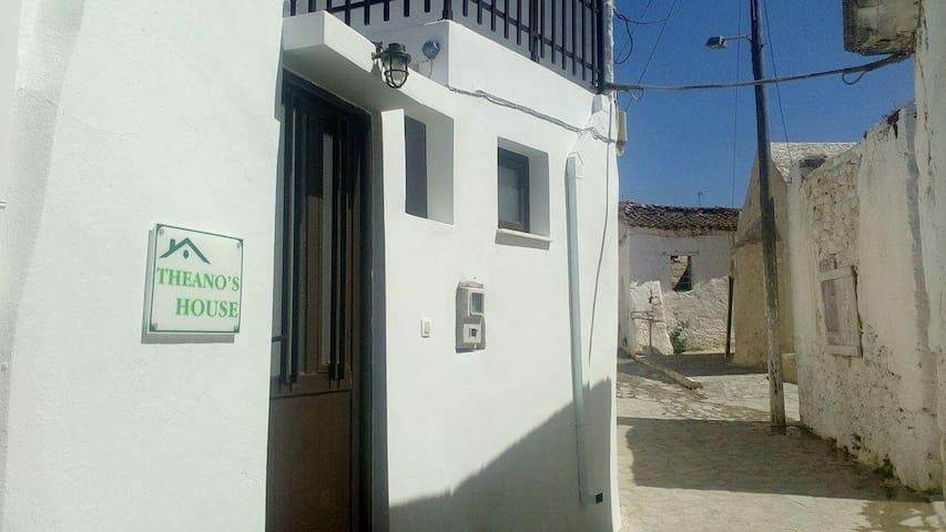 Spacious house in trad/nal village - Rethymno - 獨棟