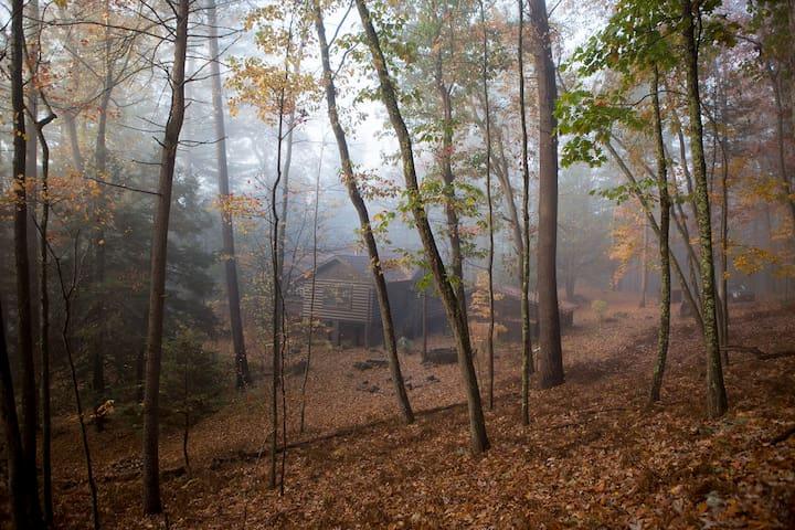 The Lumberland Cabin - Barryville - キャビン