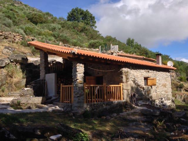 Ferienhaus in Portugal - Tinhela/Agordela  - Casa