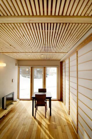 Sekka P2 Ni Studio Apartment - Kutchan - Huoneisto