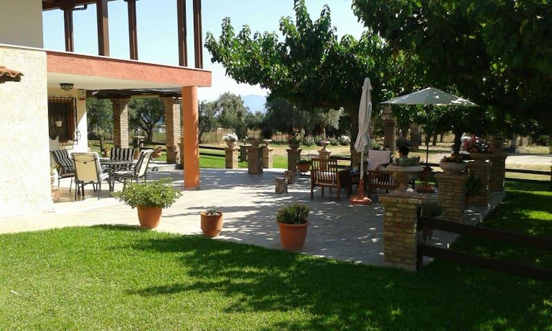 Villa Persa ένας μικρός παράδεισος - Lakkopetra - Villa