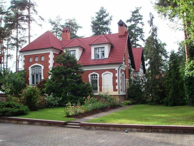 Holiday house - Priedkalne