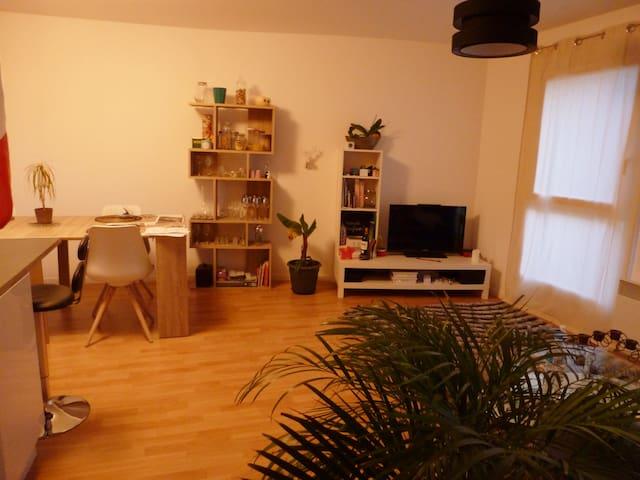 Chambre privée Quercitaine - Le Quesnoy - Lägenhet
