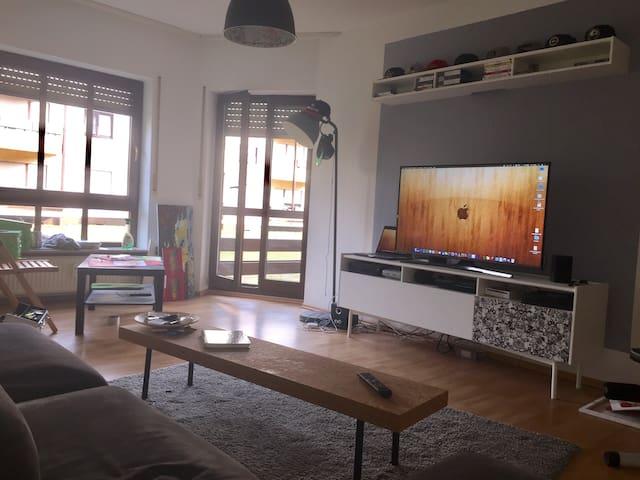 Moderne und gemütliche Wohnung in Karlsruhe - Karlsruhe - Departamento