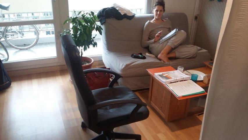 Appartement centre toulouse proche du zenith - Toulouse - Lägenhet