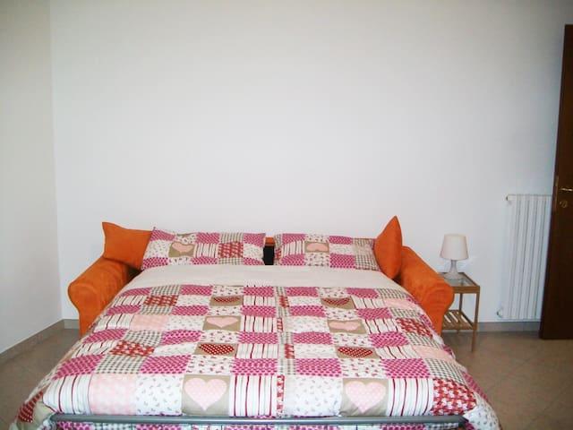 Affittacamere Vittoria:Appartamento - Sesto Ulteriano - Huis