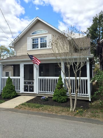 Summer Cottage With Beach Access! - East Lyme - Отпускное жилье