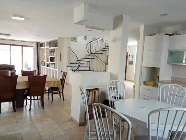 dafna's kosher villa - Yad Binyamin - Maison