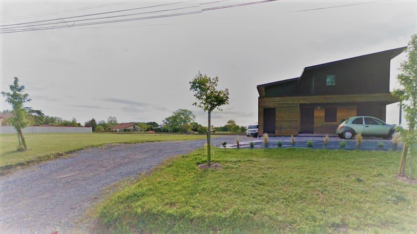 maison dans cadre naturel - Orx - Hus