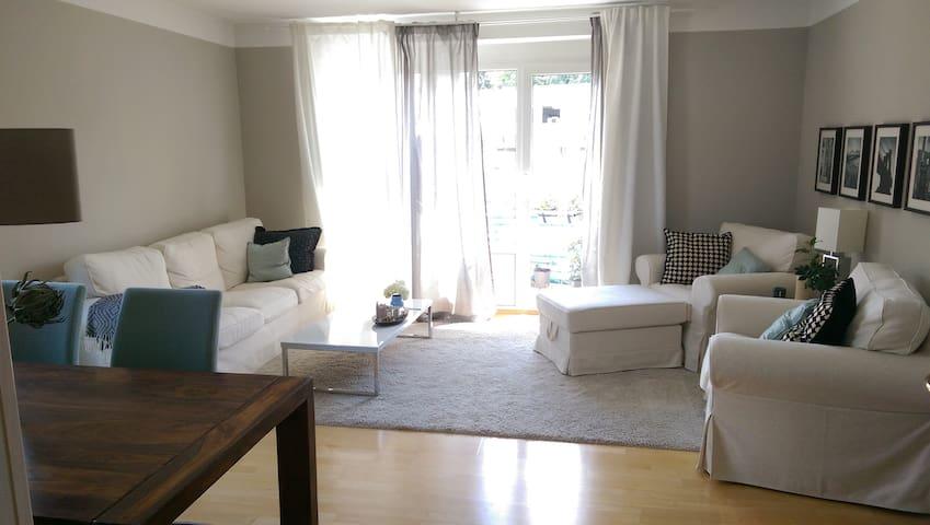 Komfortable, gemütliche Wohnung in bester Lage - Ingolstadt - Appartement
