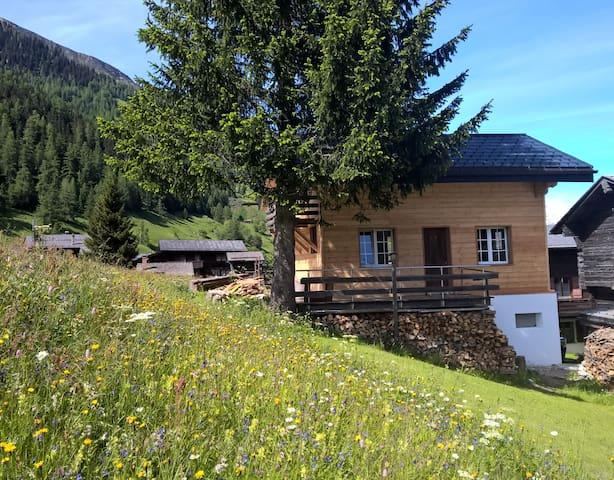 Chalet Daheim - Reckingen-Gluringen - Casa