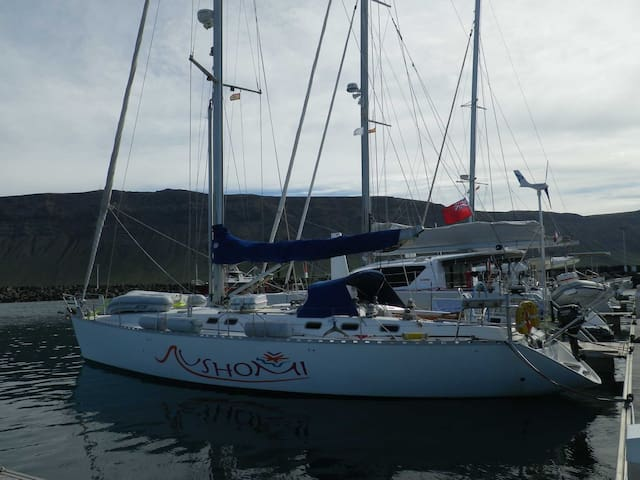 Welcome on Board! - Caleta del Sebo - Vene