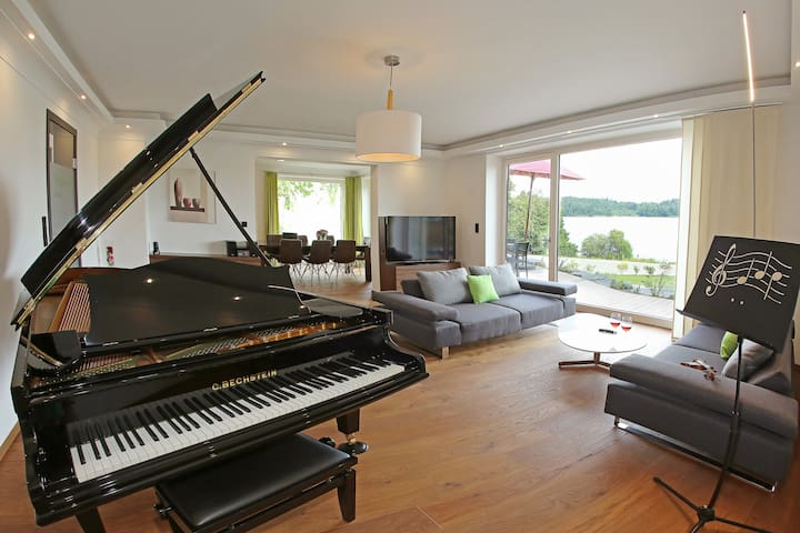 Ferienhaus Inspiration am See - Bad Endorf - Hus