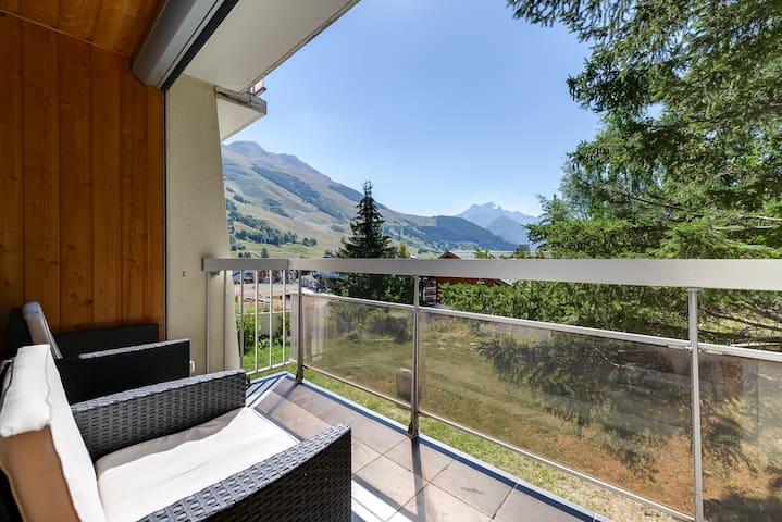 Appartement moderne au coeur des Deux Alpes - Mont-de-Lans - Appartement