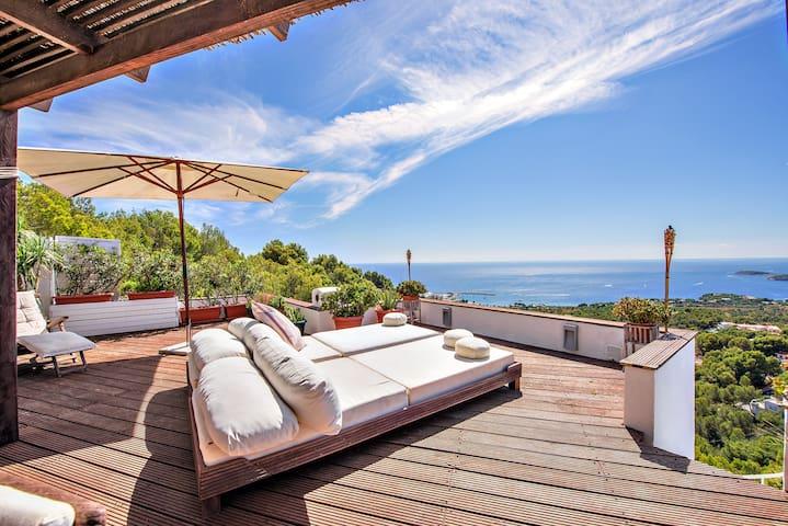 Breathtaking sea view apartment - Costa d'en Blanes - Apartment