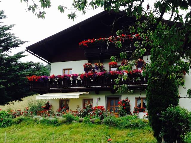 Haus Schwab - Kleinsonnberg