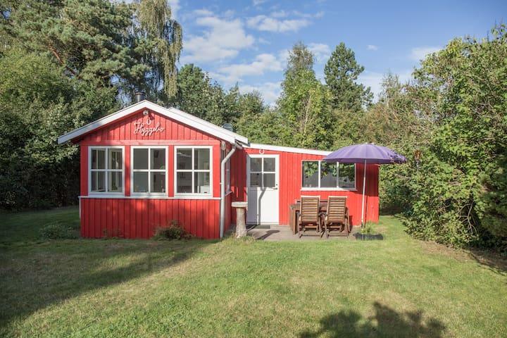 Sommerhus, Ferienhaus, Holiday home - Asnæs - Blockhütte
