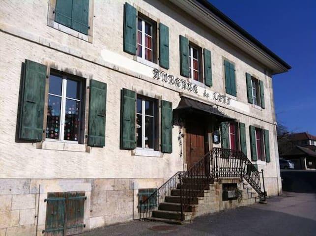 Chez Epicure-petite chambre double - Lignerolle - Bed & Breakfast