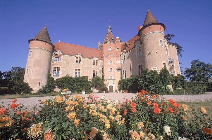 Chambres au château - Soual