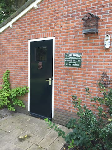 Nice and private room in Dordrecht - Dordrecht - 旅舍
