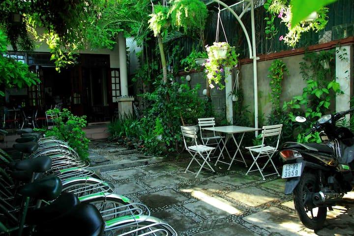 Triple room with balcony - Hoi An - Rumah