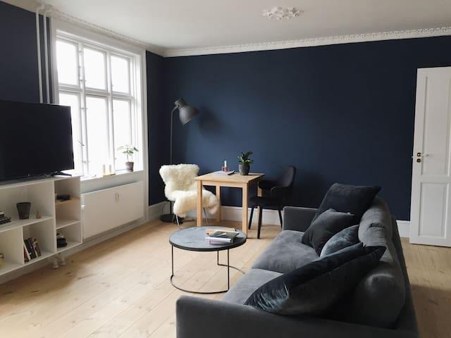 Cosy, quiet apartment in downtown Copenhagen - Copenhagen