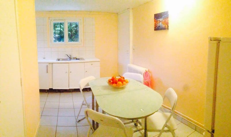 Bright and Beautiful appartment - Montigny-lès-Cormeilles - Daire