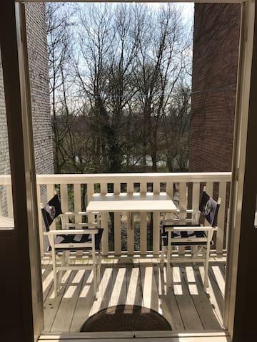 Amsterdam apartment at Vondelpark - Ámsterdam - Departamento
