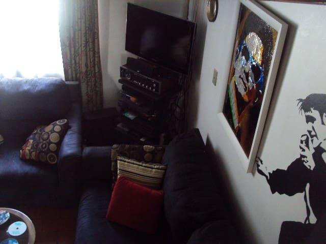 Guesthouse,easy accses,near to downtown,Curridabat - San José - Casa
