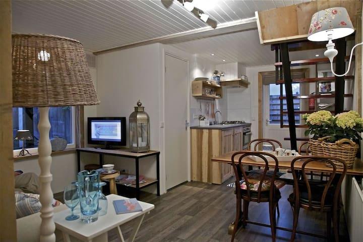 Odemarus, twee persoons-appartement te Ootmarsum - Ootmarsum - Apartment