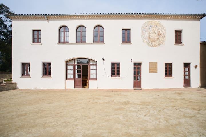 Apartament Mas Blanc - Sant Martí de Centelles - Leilighet