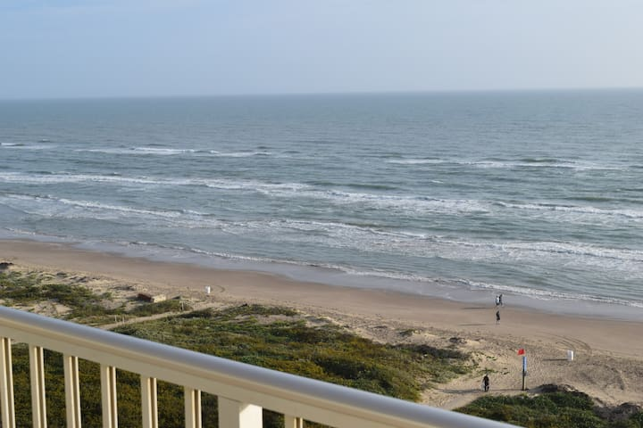 BEACHFRONT 2 BR CONDO 9TH FLOOR SPI - South Padre Island - Wohnung