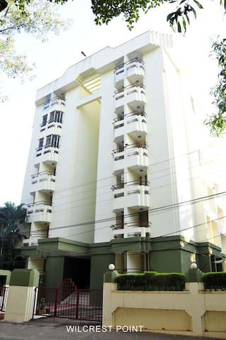 Luxury Penthouse overlooking Golf Club greens - Thiruvananthapuram - Apartament