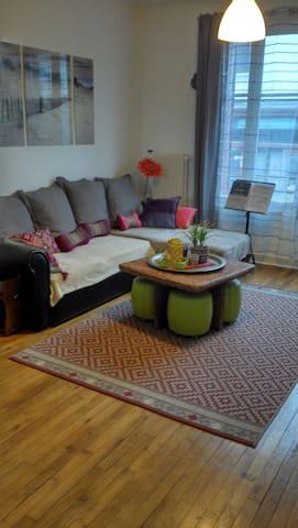 Chambre dans maison calme avec jardin proche ville - Limoges