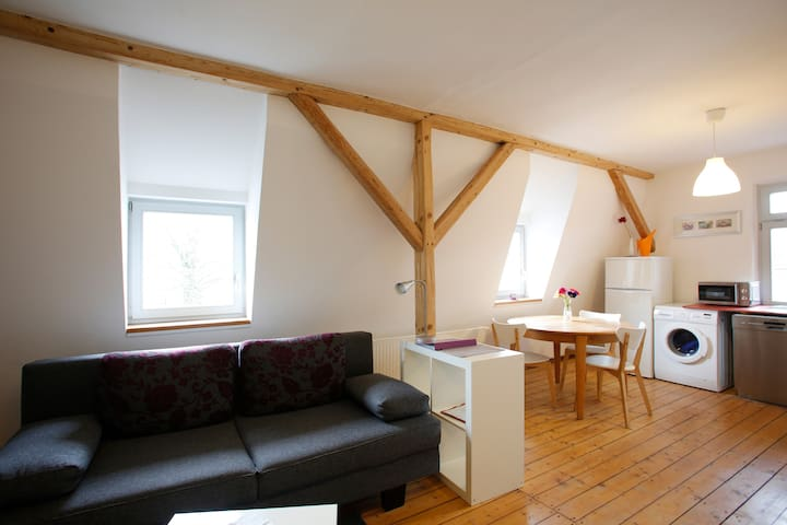 Holiday apartment with great bath - Höxter - Casa