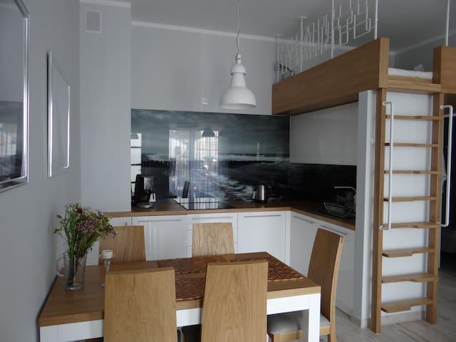 Apartament Portowy w Ustce - Ustka - Departamento