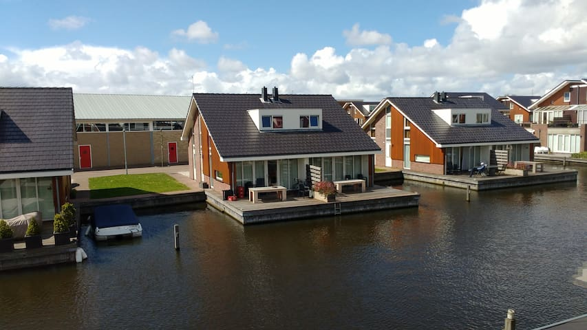 Holiday home near Amsterdam - Uitgeest