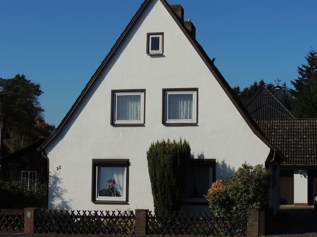 "Ferienhaus ""Snevern"" - Schneverdingen - Hus"