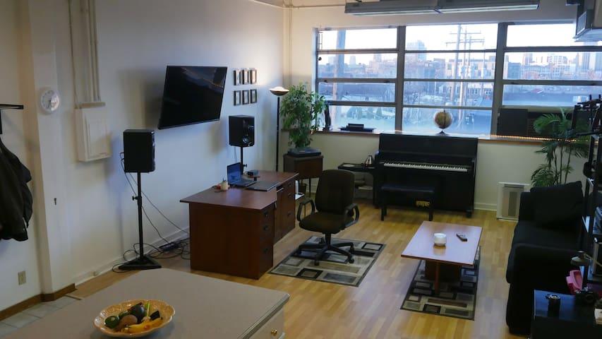 Walkers Point Loft - Milwaukee - Apartamento