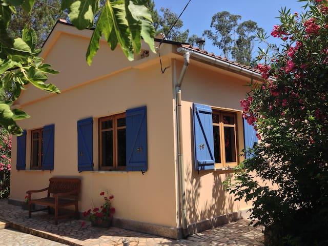 Cottage near River Beach - Arcos de Valdevez